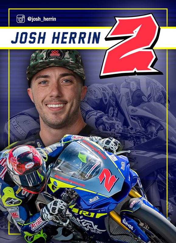Josh Herrin Card Front