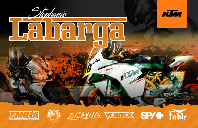 Lebarga Race Poster