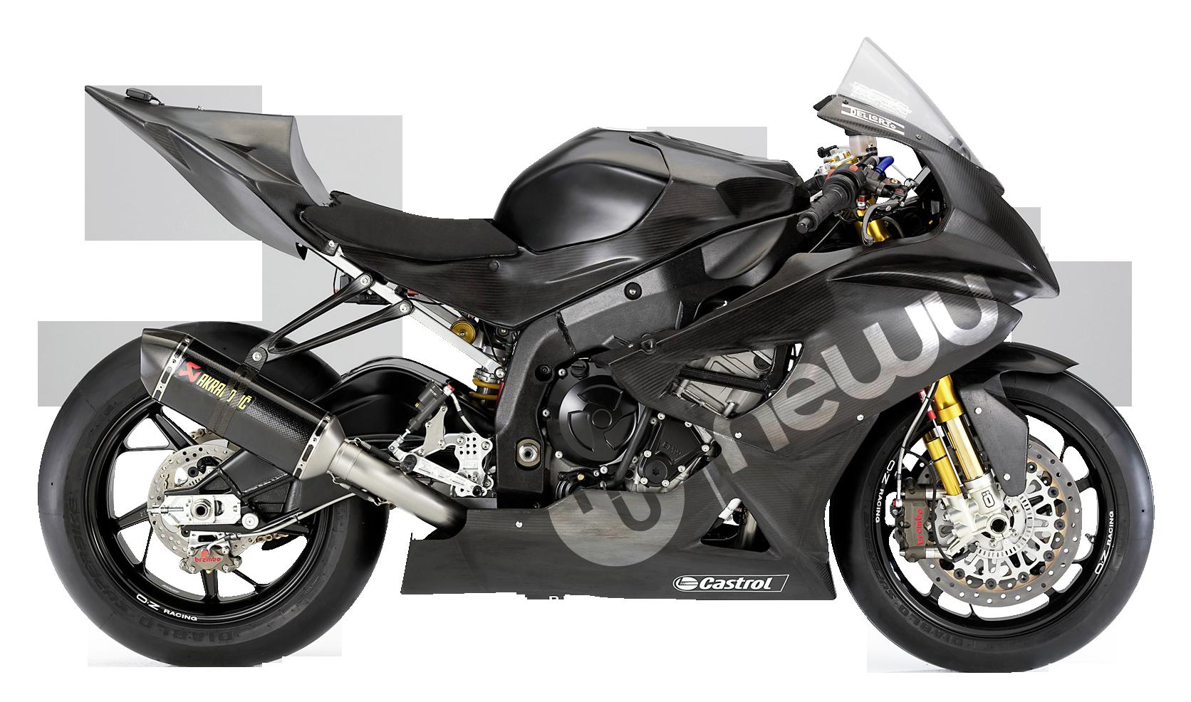 Newu BMW S1000RR Super Bike PNG Image