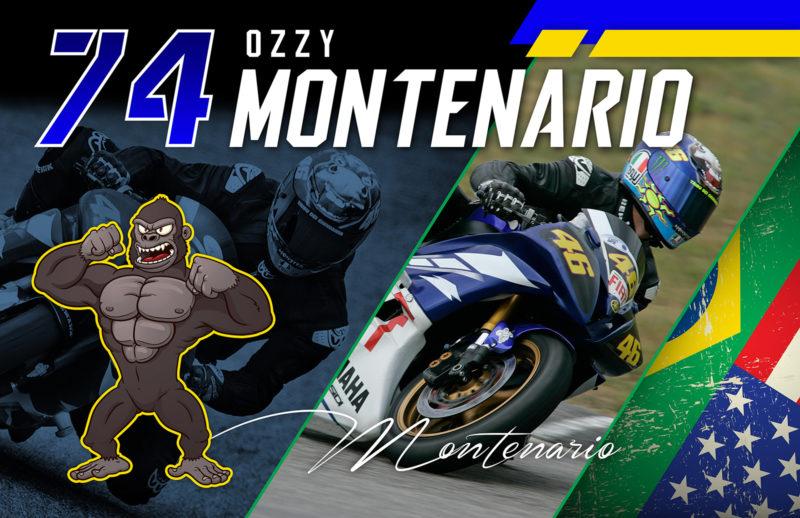 Poster Template Montenario