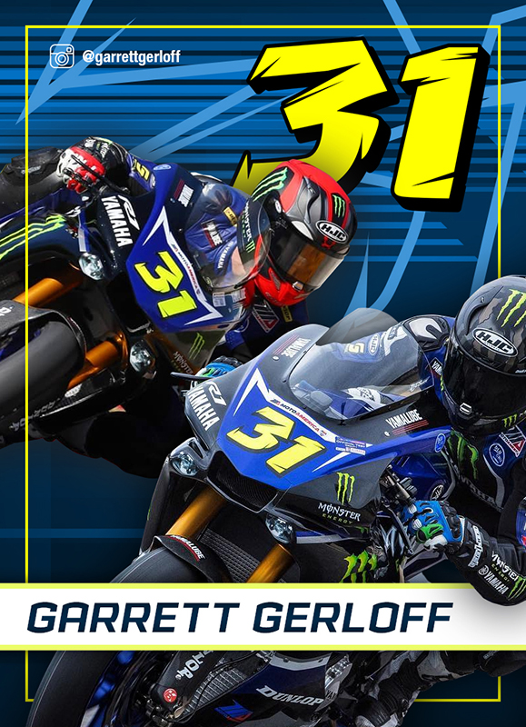 garrett gerloff Card Front